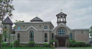 St Vartan Armenian Church Vancouver